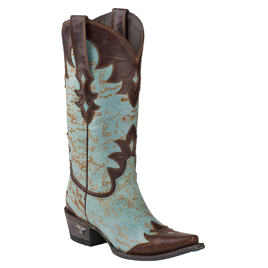 Lane Diamond Dust Vintage Cowgirl Boots