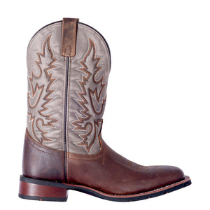 Laredo Heath Grey Cowboy Boots