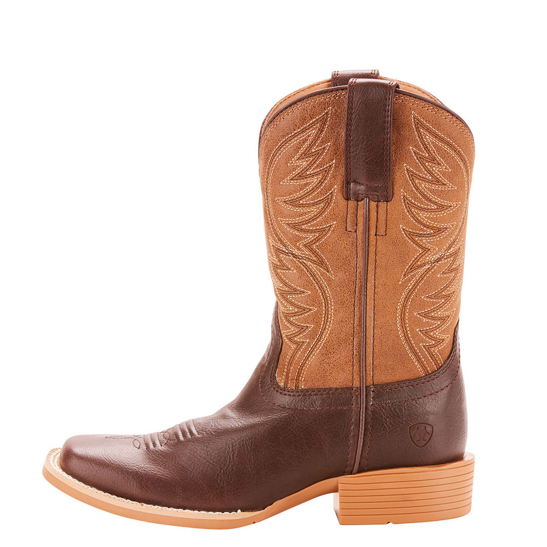 Ariat Brumby Kids Cowboy Boots