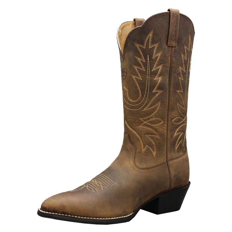 Ariat Women's Heritage Western Round Toe Cowgirl Boots