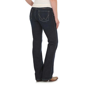 Wrangler® Ultimate Riding Q-Baby Deadwood Jean