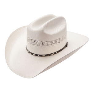 Double R Lloydminster Straw Hat By Resistol