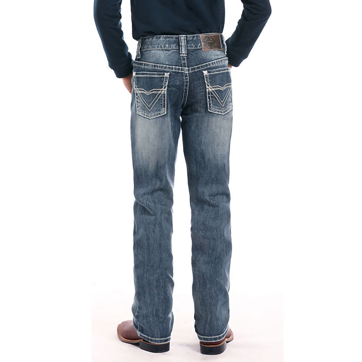 Rock & Roll Denim Boys Reflex Revolver Fit Jean
