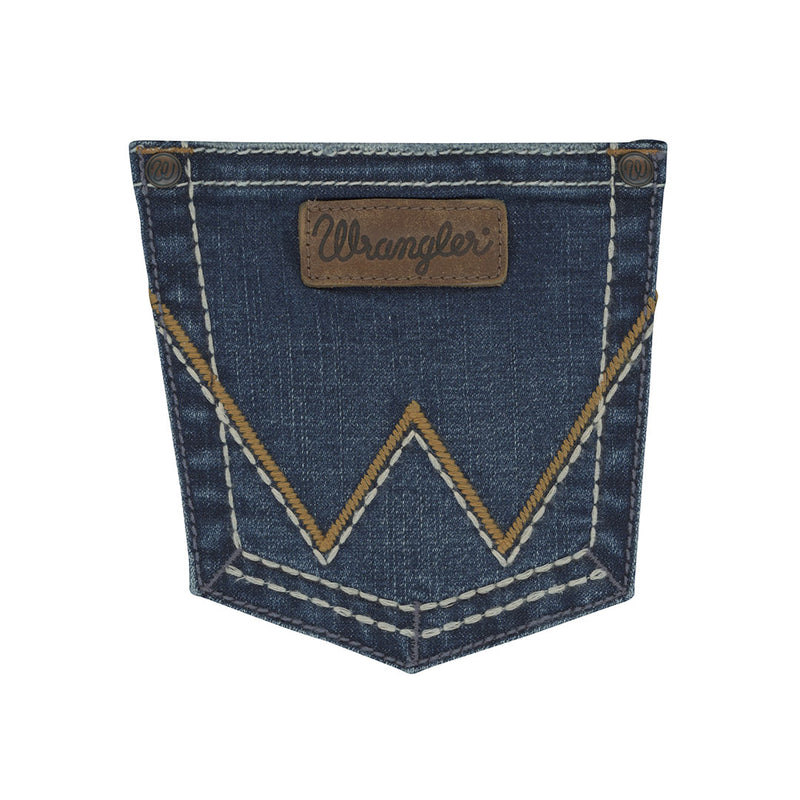 Wrangler Women's Retro Sadie Low Rise Jeans