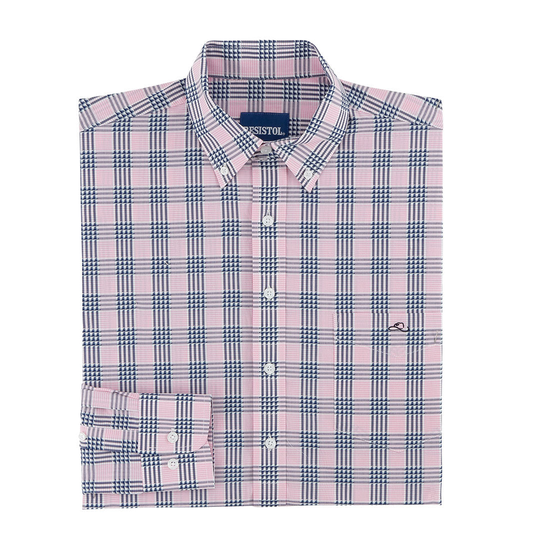 Resistol Foothills Button Check Shirt