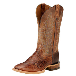 Ariat Cowhand Adobe Clay Taupe Cowboy Boots