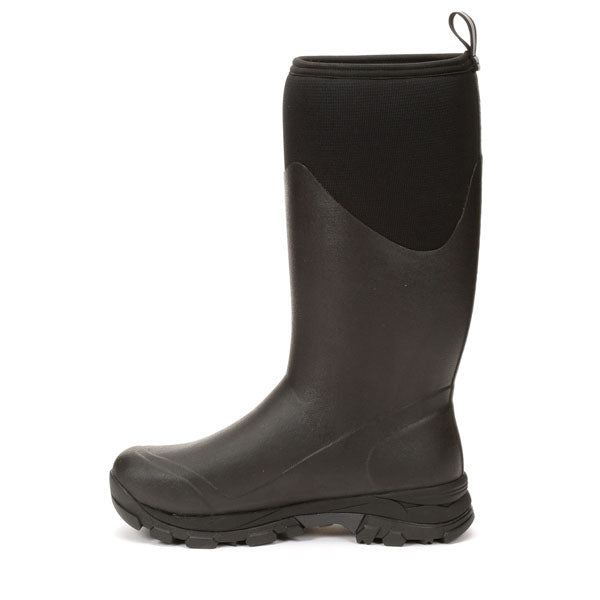Muck Boot Co. Arctic Ice + Arctic Grip Tall Mens Black Boot
