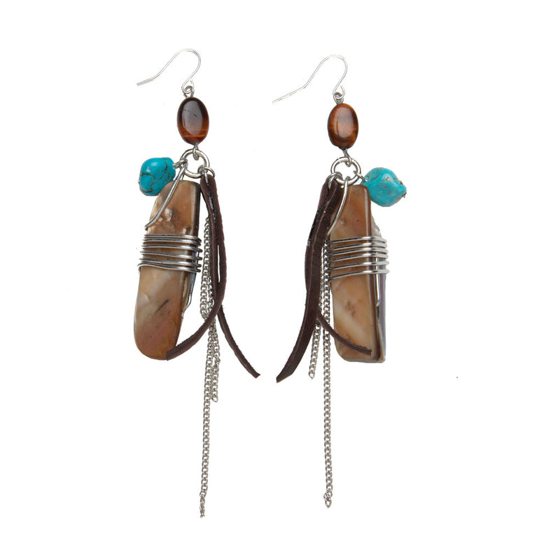 Cowgirl Confetti Women's Rivers & Valleys Earrings