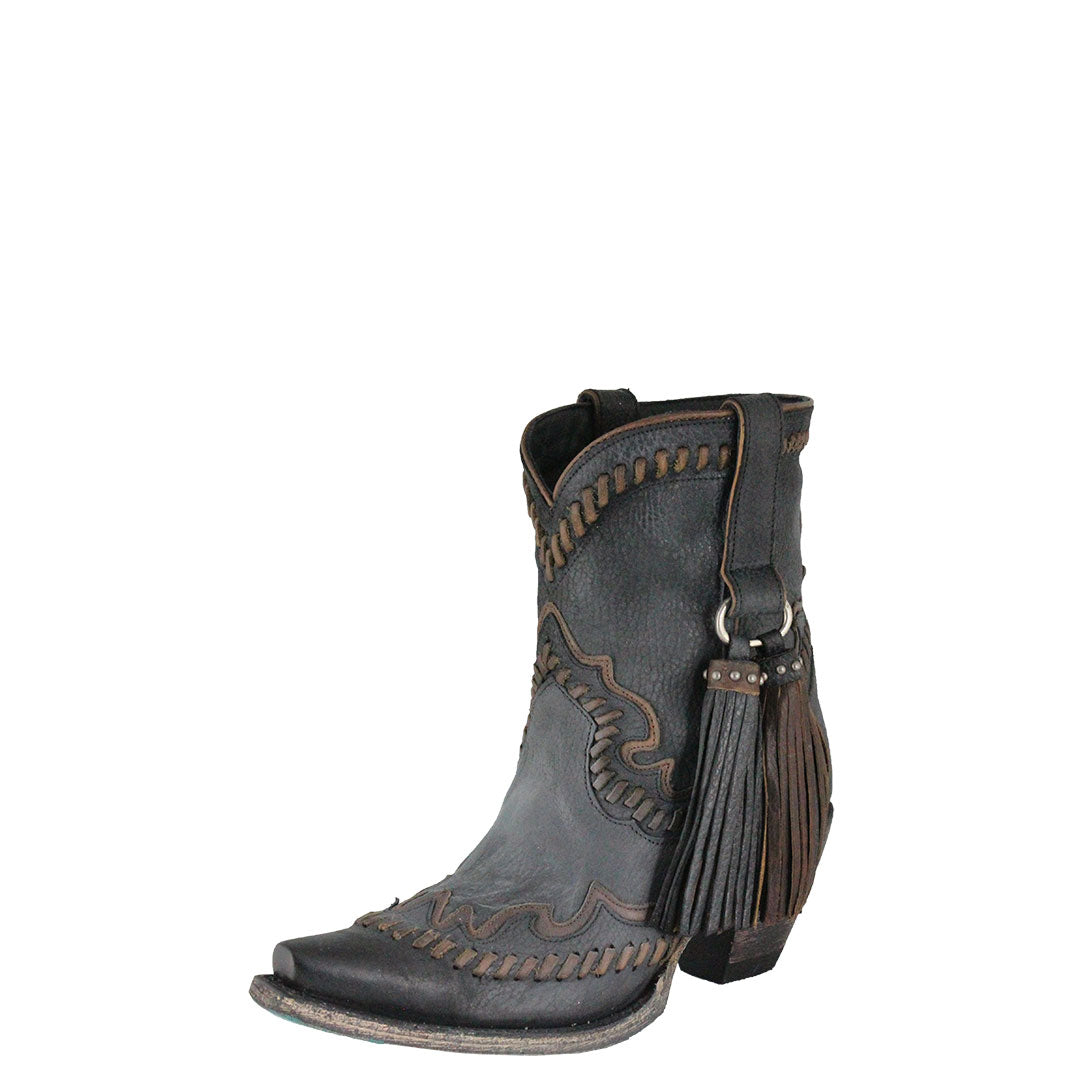 Lane Hoedown Shortie Cowboy Boot