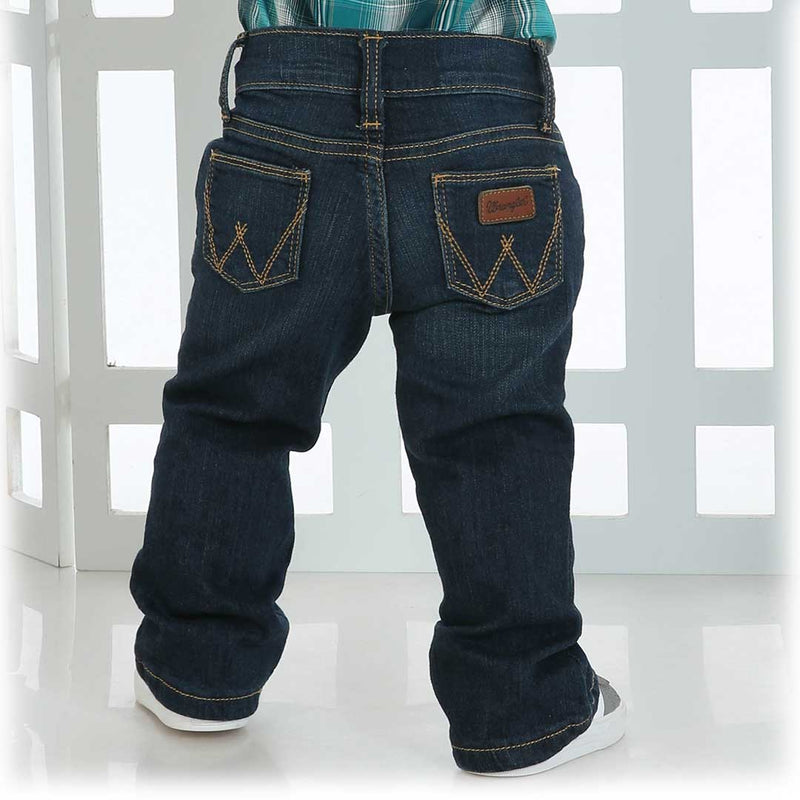 Wrangler Baby Boy's 5 Pocket Jeans
