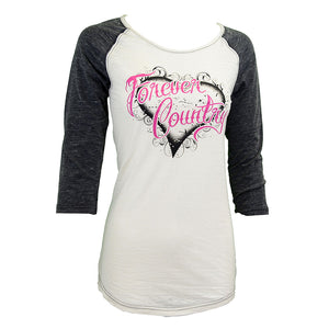 Cowgirl Hardware Forever Country Top