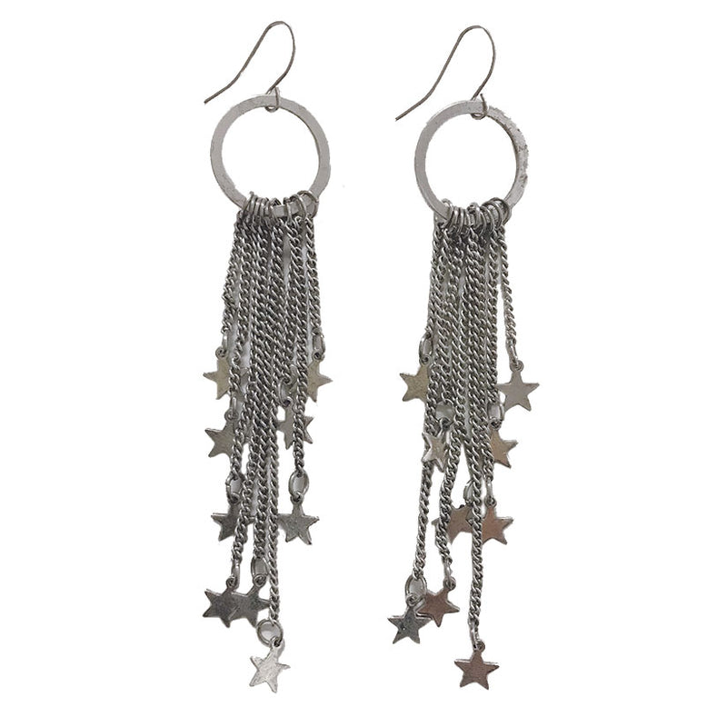 Cowgirl Confetti Women's Stream of Stars Earrings