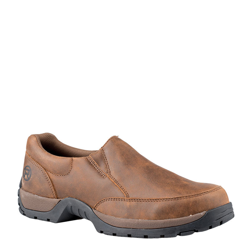 Roper Canter Vintage Slip On Mens Shoes