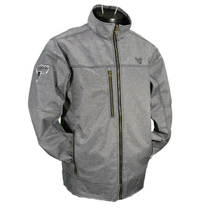Cowboy Hardware Tech Woodsman Heather Mens Jacket