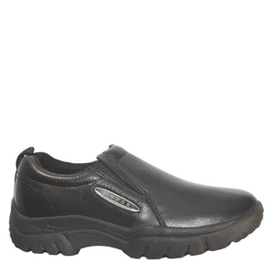Roper Performance Sport Slip On Mens Black Shoe