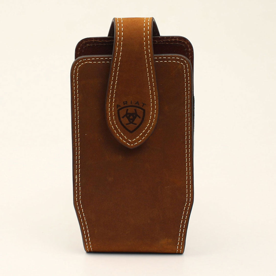 Ariat Leather Cell Case