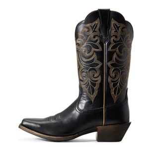 Ariat Women's Round Up Square Toe Cowgirl Boots