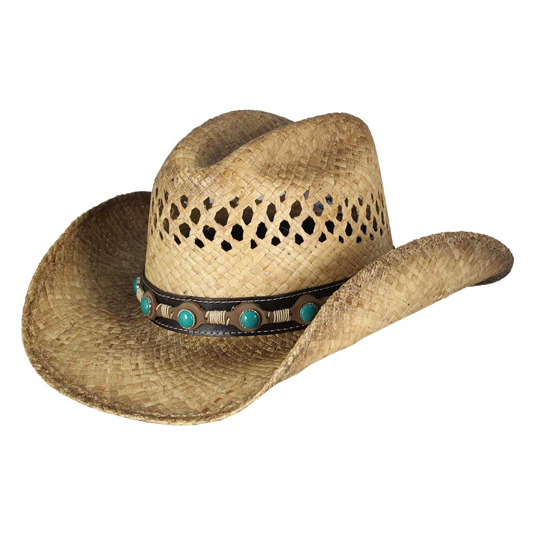 Bullhide Hats Spotlight Straw Cowgirl Hat