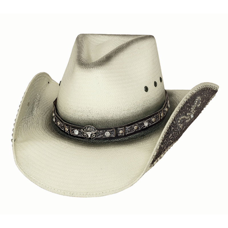 Bullhide Hats Lose My Mind Straw Hat