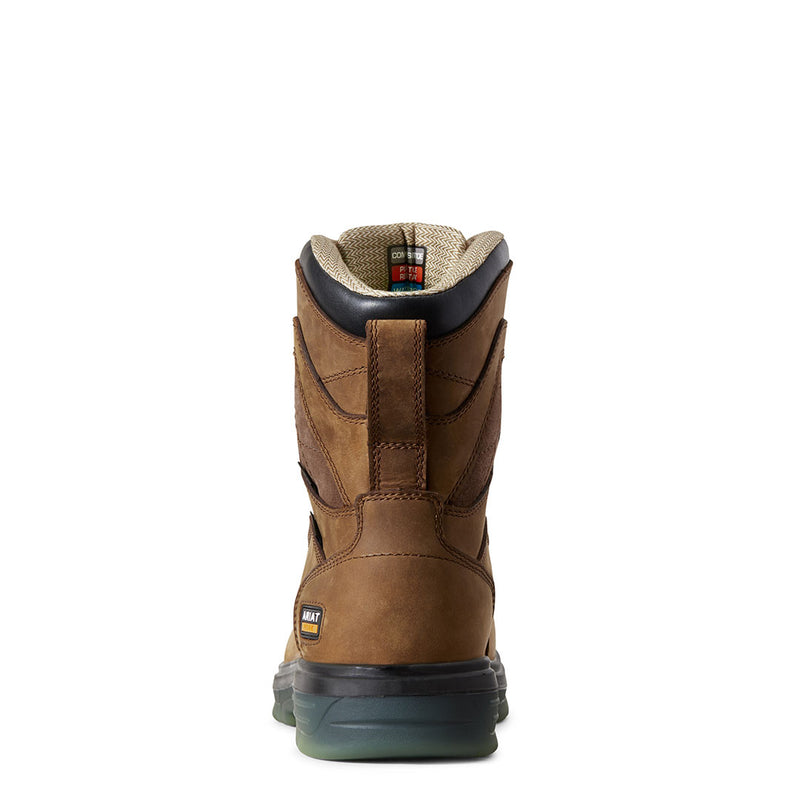 Ariat Turbo CSA Waterproof Carbon Toe Cowboy Work Boot