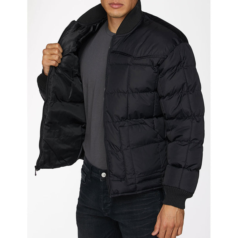 Rodeo Clothing Canvas Mens Winter Jacket