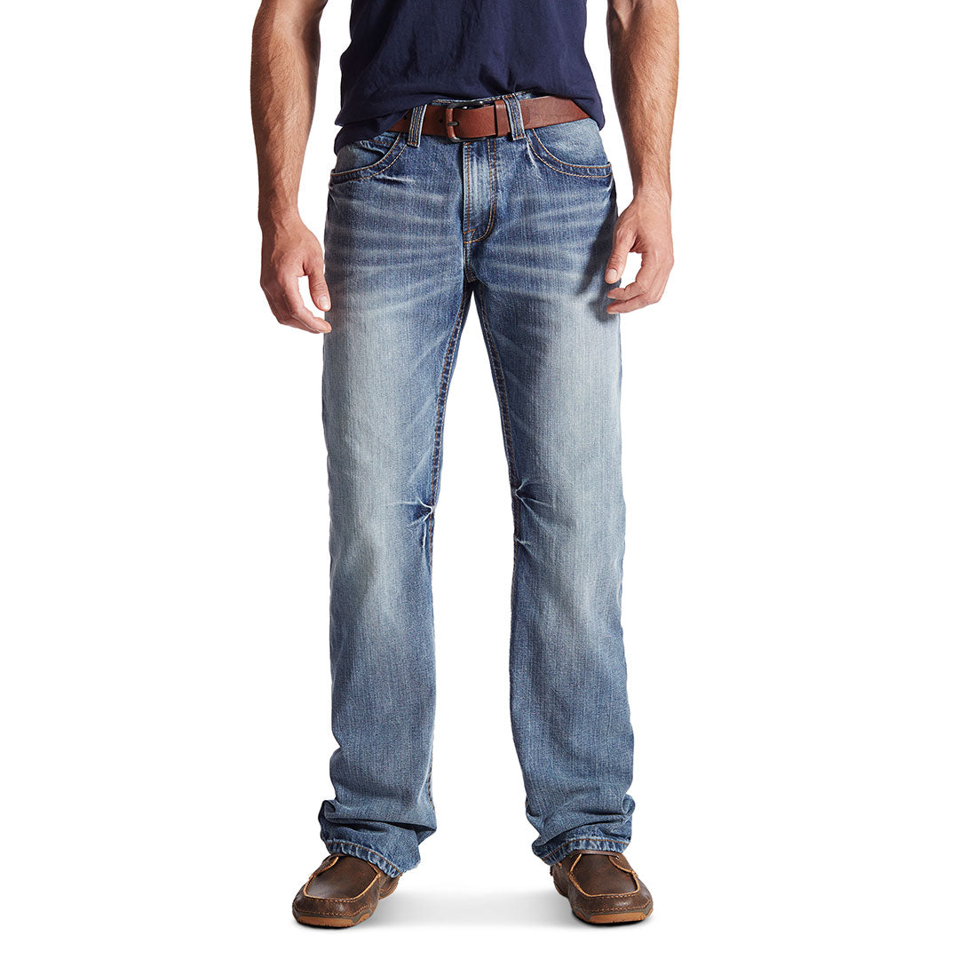 Ariat M4 Coltraine Durango Low Rise Relaxed Bootcut Mens Jean