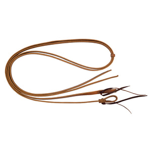 Wildfire Saddlery Harness Leather Split Reins