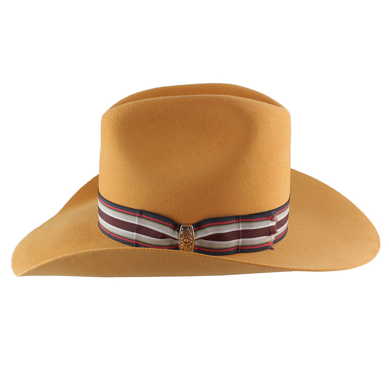 Bailey Hats Renegade Bent Yellow Felt Cowboy Hat