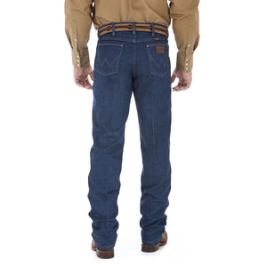 Wrangler Cowboy Cut Regular Fit Boot Cut Mens Jean