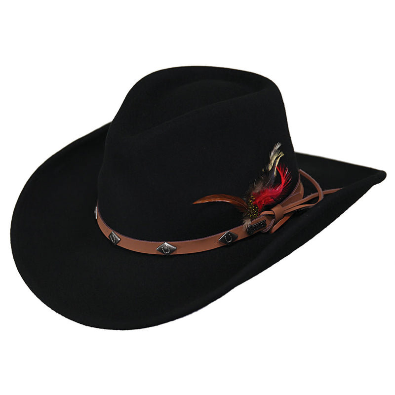 Outback Trading Co. Wide Open Spaces Wool Hat