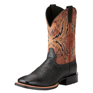Ariat Arena Rebound Two-Tone Cowboy Boots
