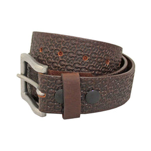 Calgary Stampede Repeat Pattern Belt