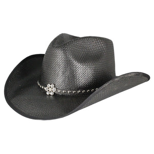 Bullhide Hats 'All Canadian Girl' Straw Cowgirl Hat