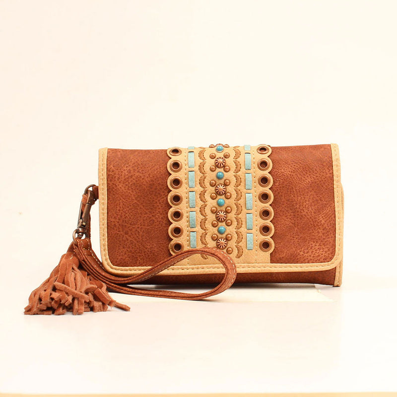 Blazin Rozz Laney Clutch Wallet