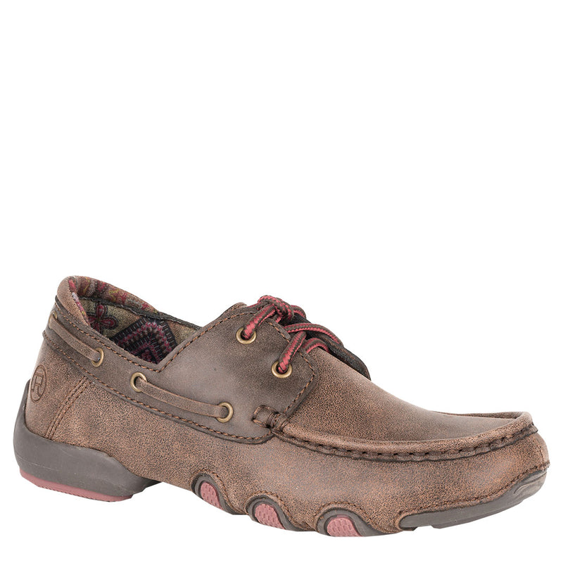 Roper Driving Moc Womens Boat Shoe