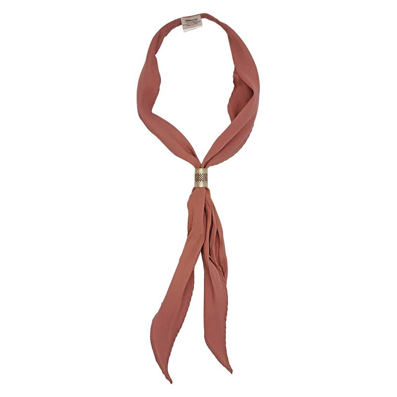 Austin Accent Scarf Tie With Slide