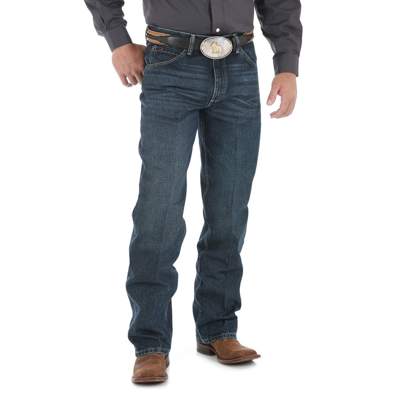 Wrangler Men's 20X Competition Mid Rise Relaxed Jean