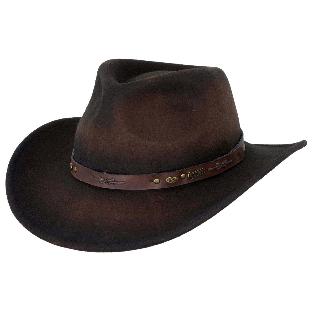 Outback Trading Co. Sidekick Australian Hat