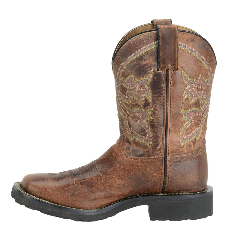 Double-H Women's Super-Lite Square Toe Cowgirl Boots
