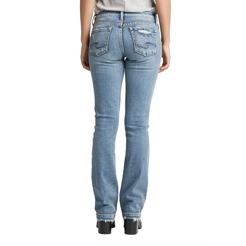 Silver Jeans Suki Curvy Boot Cut Jeans