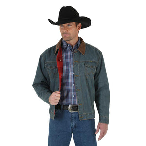 Wrangler® Blanket Lined Denim Jacket