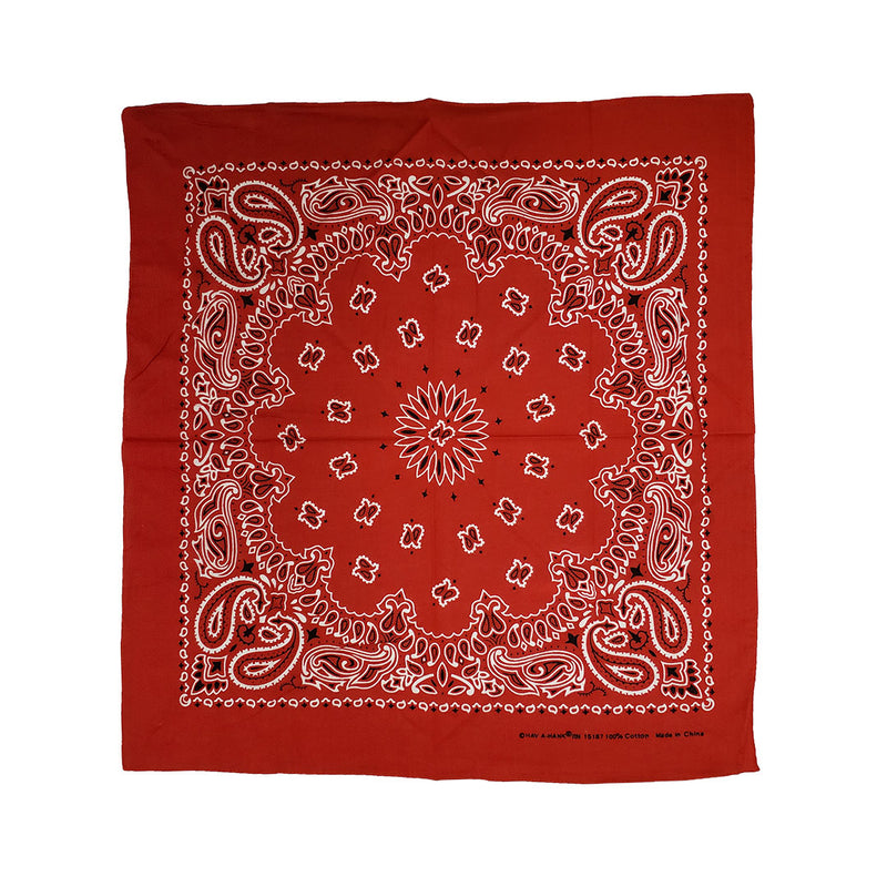Major Imports Paisley Bandana
