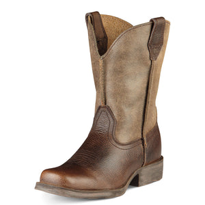 Ariat Rambler Distressed Kids Cowboy Boots