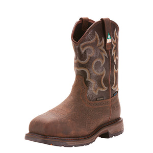 Ariat WorkHog CSA H2O Thinsulate™ Mens Work Boots