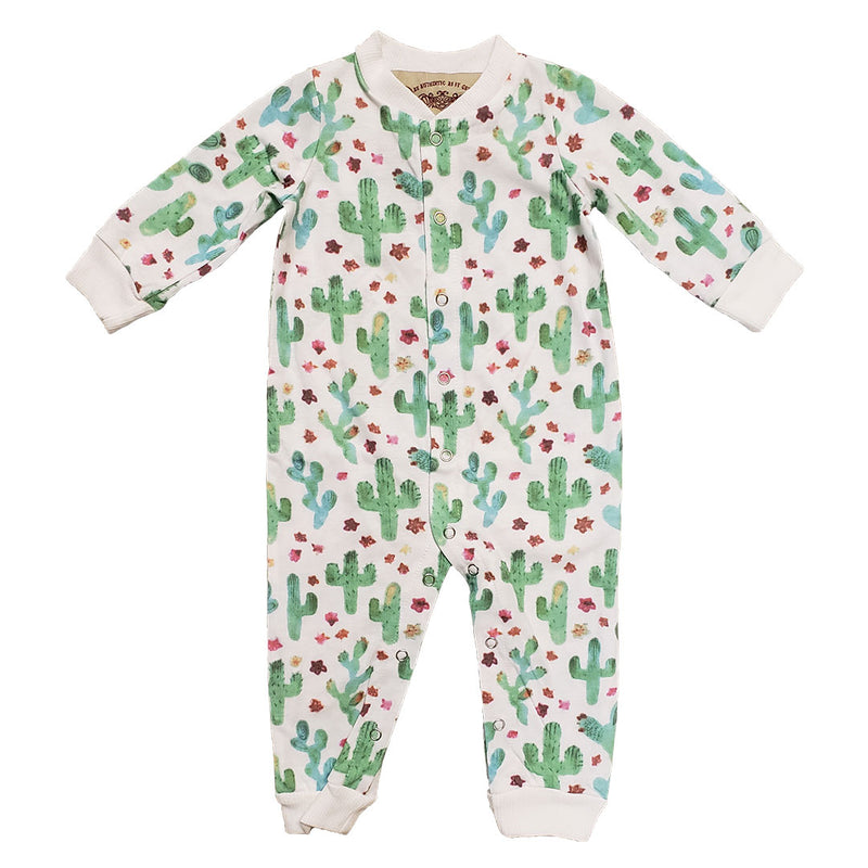 Cowgirl Collection Cactus Onesie