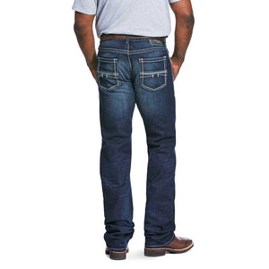 Ariat Men's M5 Coltrane Slim Straight Leg Jeans