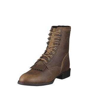 Ariat Heritage Lacer Distressed Brown Boot