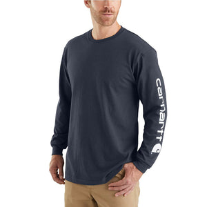 Carhartt Signature Sleeve Graphic Logo T-Shirt