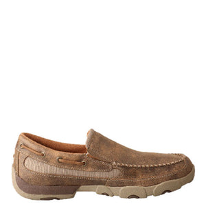 Twisted X Bomber Slip-on Driving Moccasins