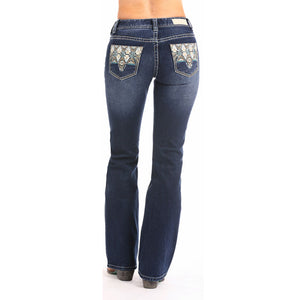 Rock & Roll Denim Vintage Dark Jeans